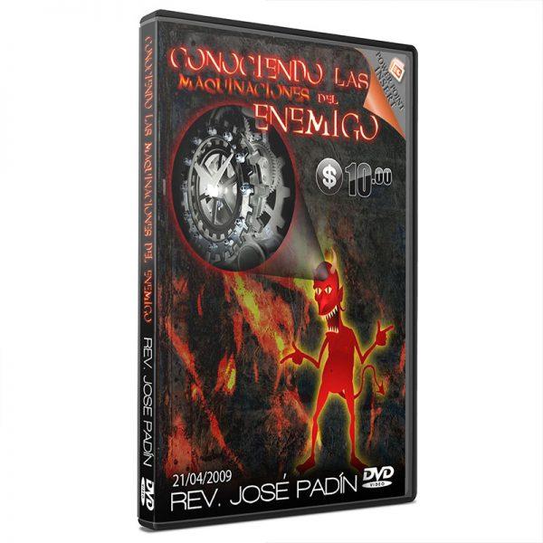 Conociendo Las Maquinaciones del Diablo