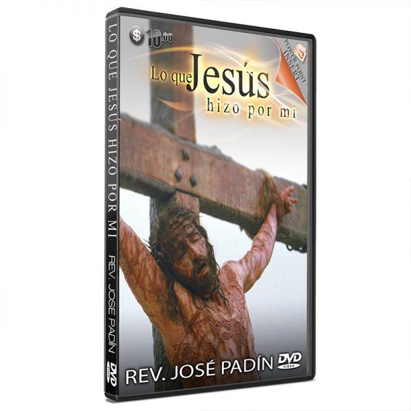 Lo que hizo Jesus por mi
