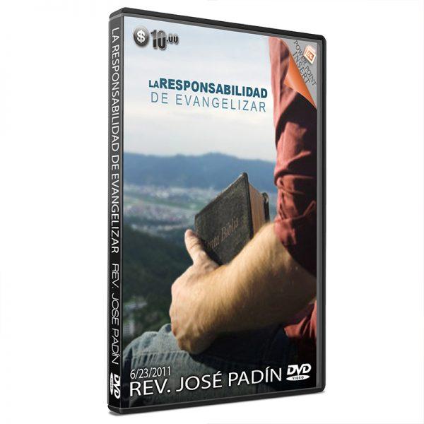 La Responsabilidad de Evangelizar