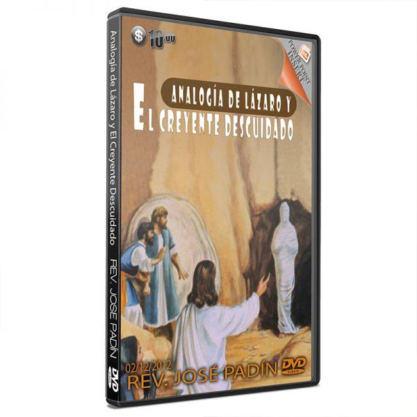 Analogía de Lázaro y El Creyente Descuidado