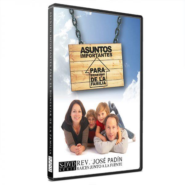 Asuntos importantes para Bienestar de la Familia